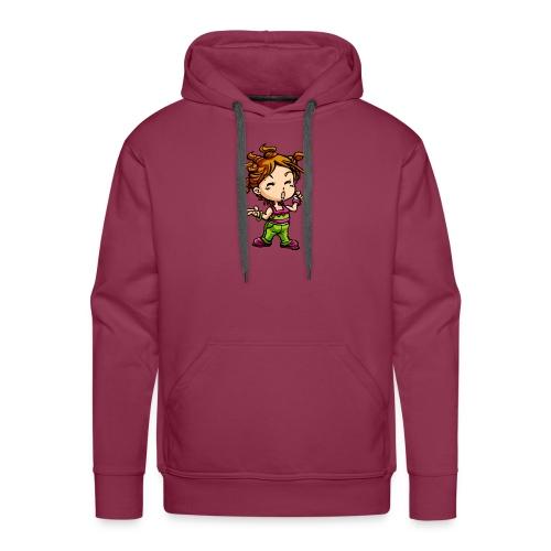 Tolden Happy - Sweat-shirt à capuche Premium pour hommes