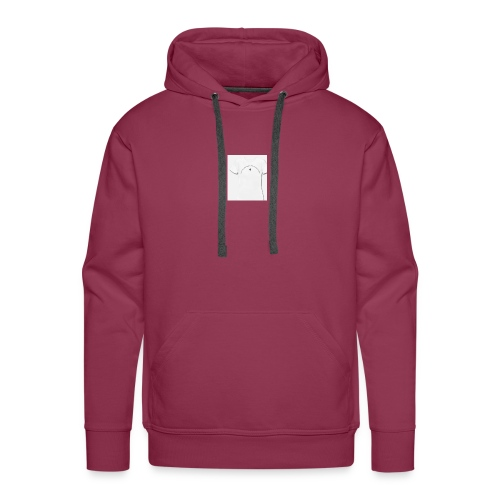tee shirt femme aucun karma - Sweat-shirt à capuche Premium pour hommes