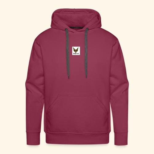 feeniks logo - Miesten premium-huppari