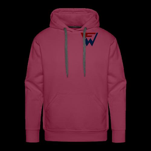 FW Logo - Men's Premium Hoodie