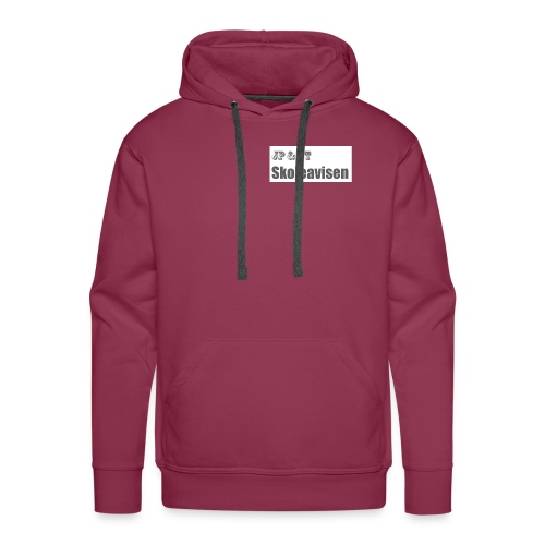 JP_-_OT_Skoleavisen_logo - Premium hettegenser for menn