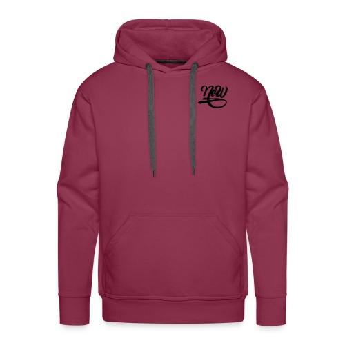 NeW - Sweat-shirt à capuche Premium pour hommes