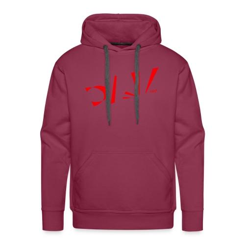 Japi - Sweat-shirt à capuche Premium pour hommes