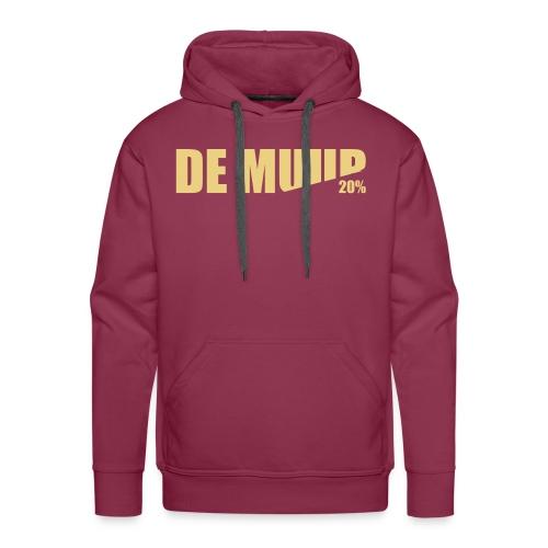 de muur van geraardsbergen - Mannen Premium hoodie