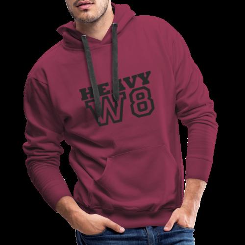 Heavy Weight - Mannen Premium hoodie