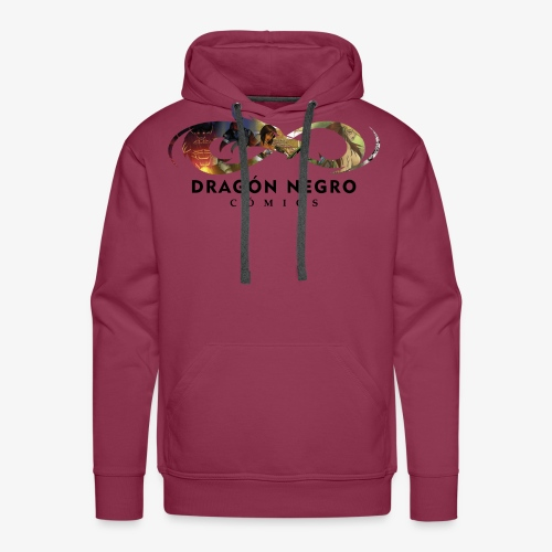 logo DNC ORIGINAL - Sudadera con capucha premium para hombre