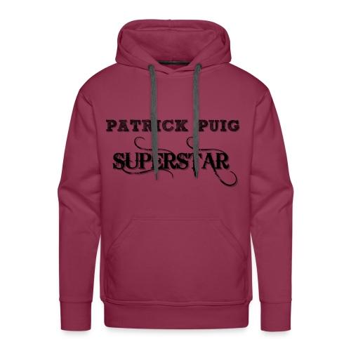 Collection Patrick Puig - Sweat-shirt à capuche Premium pour hommes