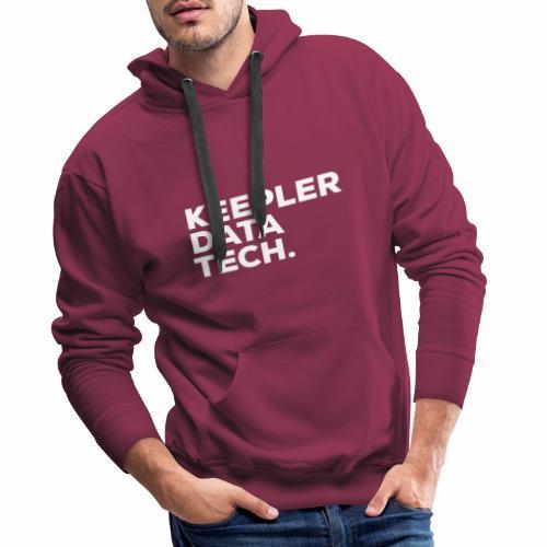 Keepler Full - Sudadera con capucha premium para hombre