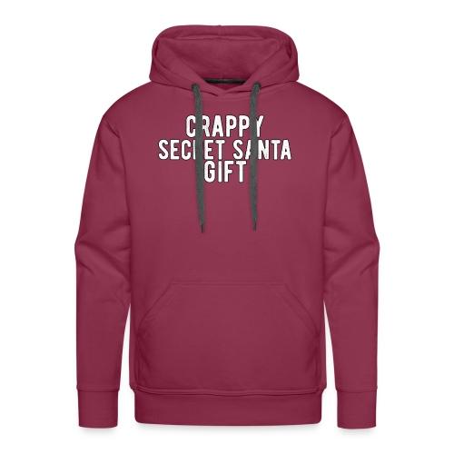 secret santa gift - Men's Premium Hoodie