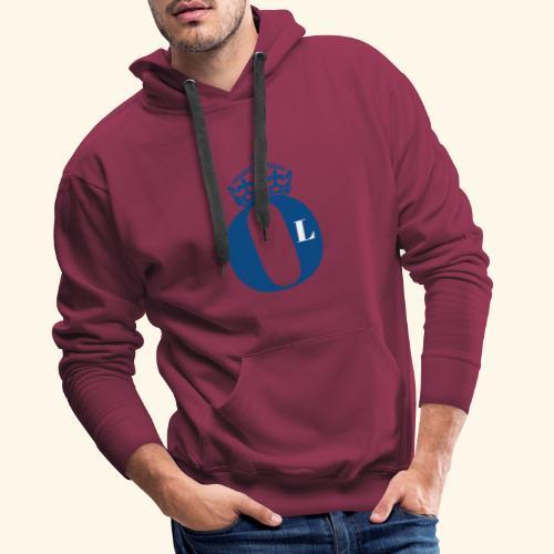 Unser Logo by offline luxuries - Männer Premium Hoodie
