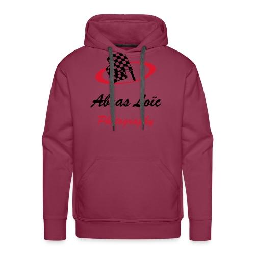 Abras Loïc Photography - Sweat-shirt à capuche Premium pour hommes