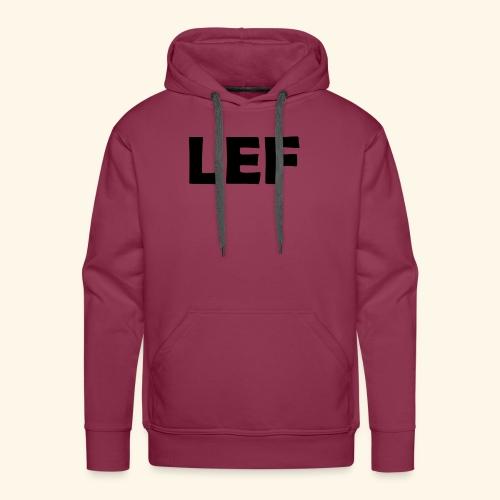 LEF - Mannen Premium hoodie