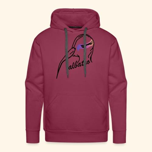 albatro Logo - Men's Premium Hoodie