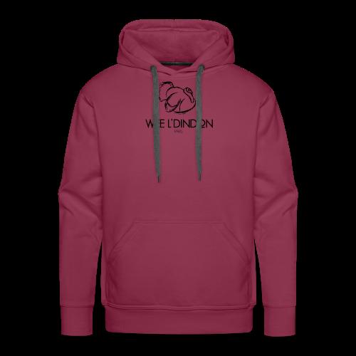DINDON - Sweat-shirt à capuche Premium pour hommes