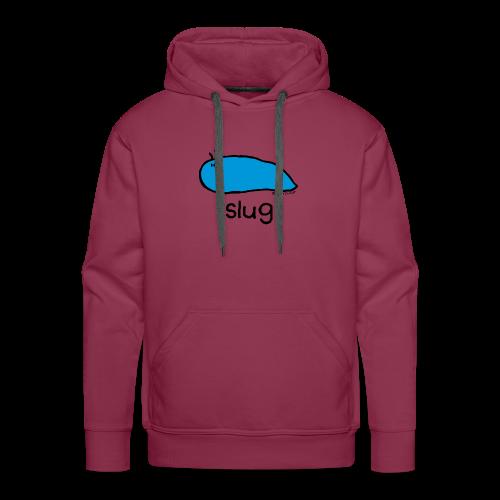 'slug' - Bang on the door - Men's Premium Hoodie