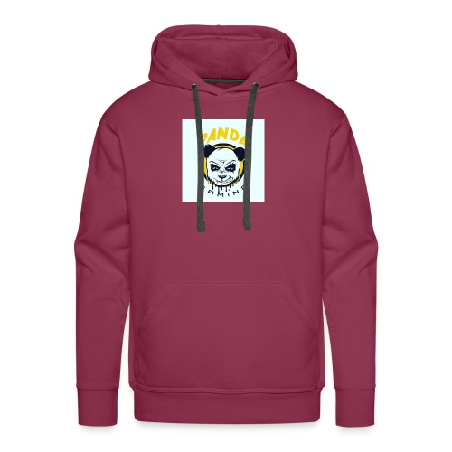 Panda GamingYT Logo - Männer Premium Hoodie