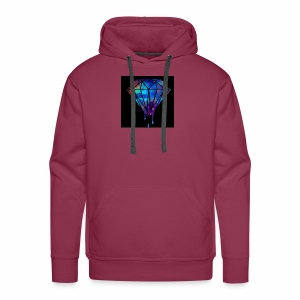 The paint spilt - Men's Premium Hoodie