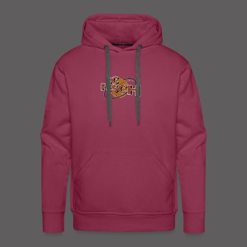 BC Pesch Logo - Männer Premium Hoodie
