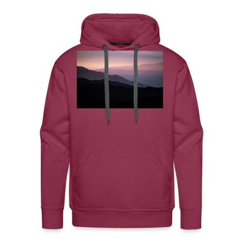 Sky Atmosphere View - Männer Premium Hoodie