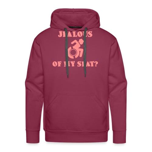Jelous2 - Mannen Premium hoodie