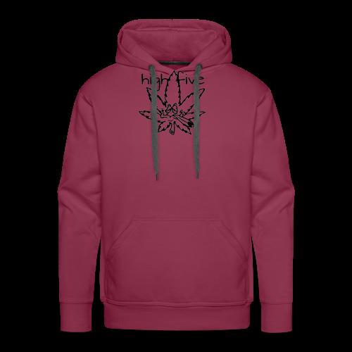 HighFive - Mannen Premium hoodie