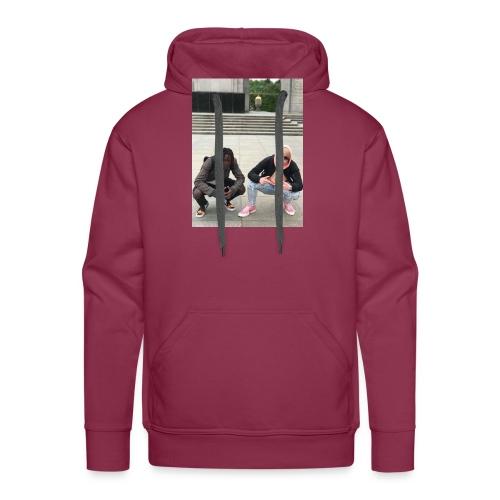 shimeyimana - Herre Premium hættetrøje