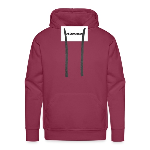 new D2 - Männer Premium Hoodie
