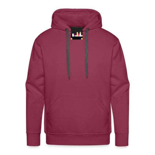 ZeroToShiro face - Men's Premium Hoodie