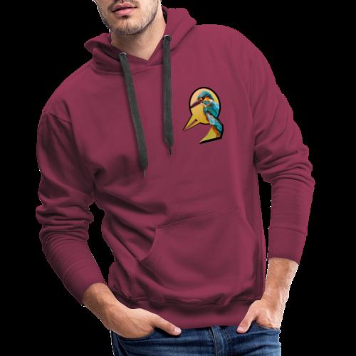 Vogel - Männer Premium Hoodie