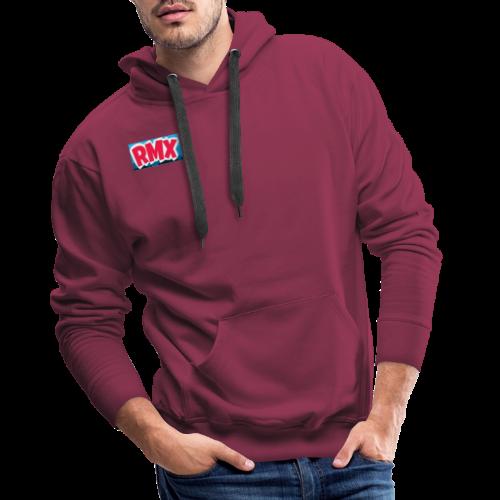 RMX / ILIMITADO - Sudadera con capucha premium para hombre