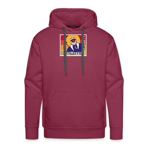 LittleWaggis - Briefmarke - Männer Premium Hoodie