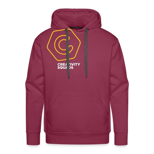 CS Hoodie Pink Unisex