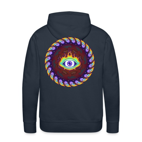 Third Eye R - Men's Premium Hoodie