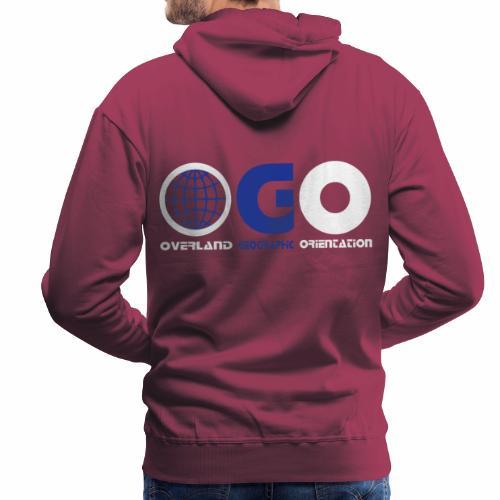 OGO-32 - Sweat-shirt à capuche Premium pour hommes