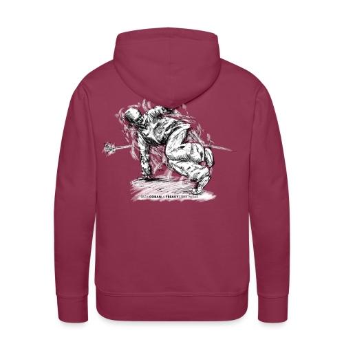 Knowledge Shirt5.2 - Männer Premium Hoodie