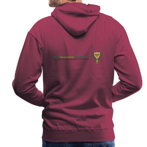 Logo JV - Männer Premium Hoodie