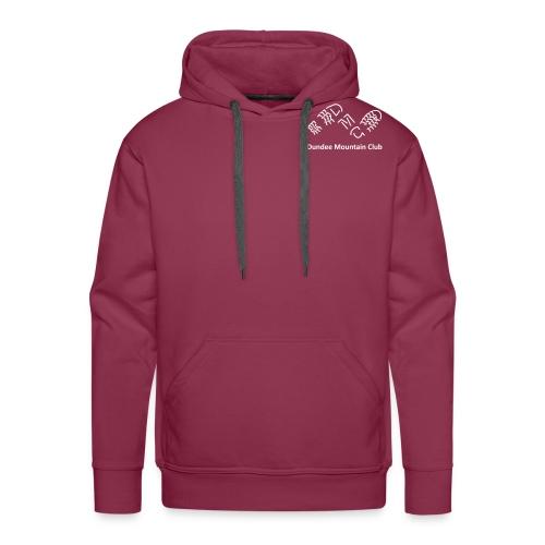 Compound Logo tiny - Men's Premium Hoodie