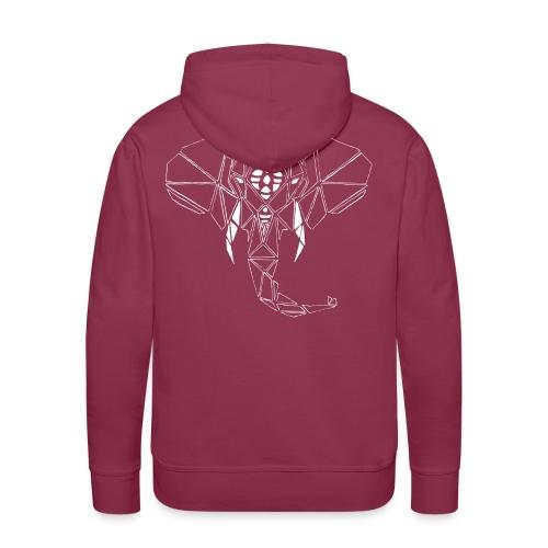 Geophant - Mannen Premium hoodie