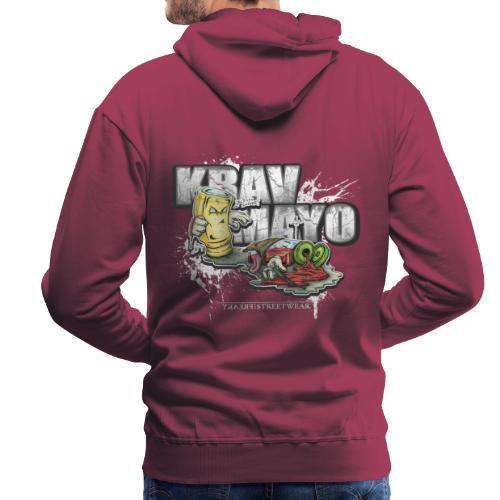 Krav Mayo - Männer Premium Hoodie