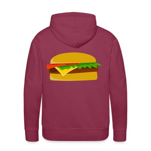 burger-151421 - Männer Premium Hoodie