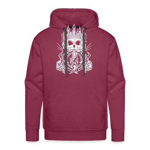 MCExtraprall_Skull - Männer Premium Hoodie