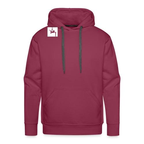 Asker_nysirkus-ikon_neg ( - Premium hettegenser for menn
