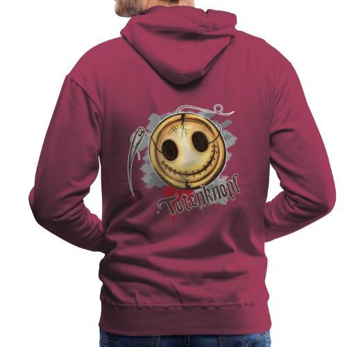 Totenknopf - Männer Premium Hoodie