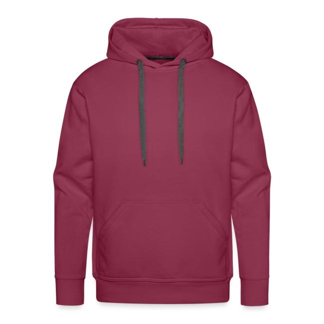 Vorschau: Dein Hufschlag - Männer Premium Hoodie