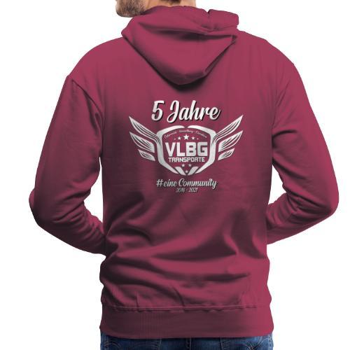 5 Jahre VLBG - SPECIAL EDITION - Männer Premium Hoodie