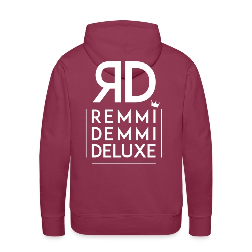remmidemmi02 - Männer Premium Hoodie