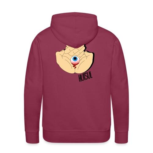 Lost Eye Hutsul - Sweat-shirt à capuche Premium pour hommes