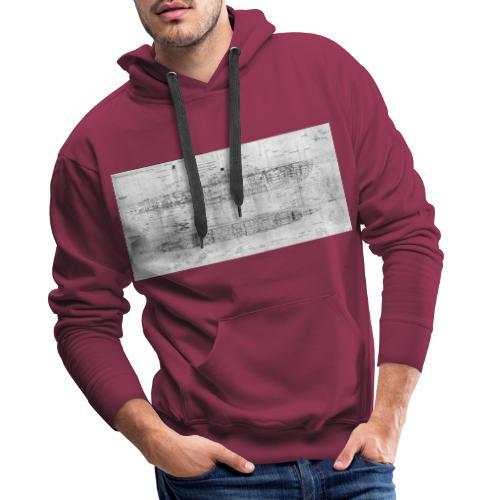 Typ XXI - Sudadera con capucha premium para hombre