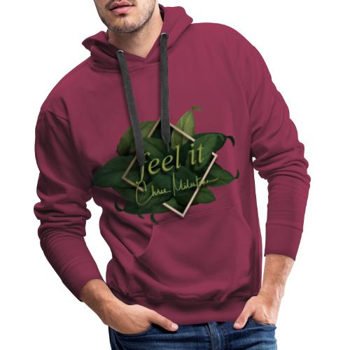 feel it NEW COLLECTION 2019 - Männer Premium Hoodie