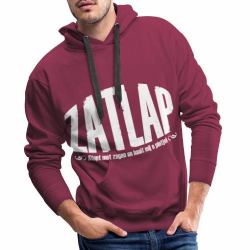 Zatlap1a - Mannen Premium hoodie